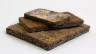 Альтернативное строительство: создан строительный материал из картофельных очистков