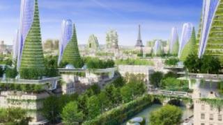 Архитекторы планируют превратить Париж в город-лес