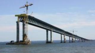 Итоги 9 месяцев строительства Керченского моста