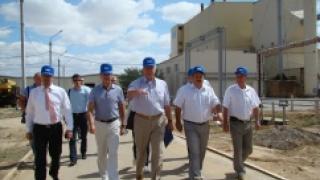 Knauf расширяет производство стройматериалов