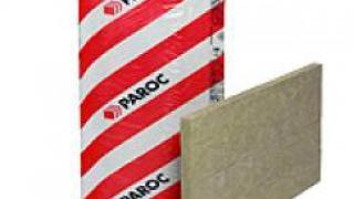 PAROC представляет новый продукт для утепления – WAS 120