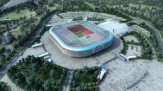 Правительство ищет стройматериалы для стадионов