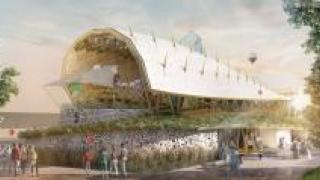 Представлен проект павильона Ирана для Expo Milano 2015