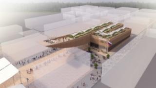 Представлен проект павильона России на EXPO 2015