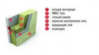 Российский завод Paroc объявляет о выводе на рынок пяти новых продуктов