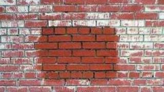 Средства от белых пятен на кирпичном фасаде