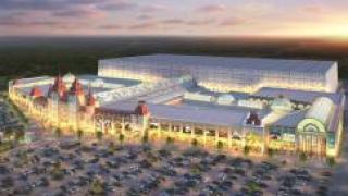 Строительство парка развлечений DreamWorks начнется уже в этом году