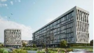 Строительство здания префектуры ТиНАО проходит в рекордные сроки