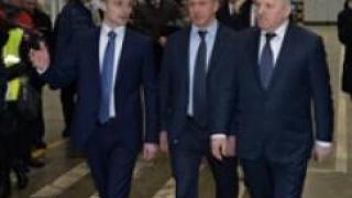 "Строящийся завод ""ТехноНИКОЛЬ-Дальний Восток"" посетил Юрий Трутнев"