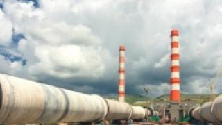 В Краснодарском крае увеличилось производство цемента