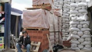 В Москве закрыли незаконный рынок стройматериалов