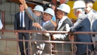 В Татарстане появился новый завод по производству керамического кирпича