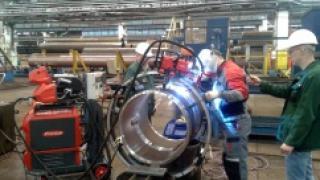 """""""Волжский трубный завод"""" развивает импортозамещение в производстве труб райзеров"""