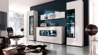 Модульная мебель для гостиной комнаты: современные тенденции