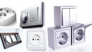 Выбор электрофурнитуры