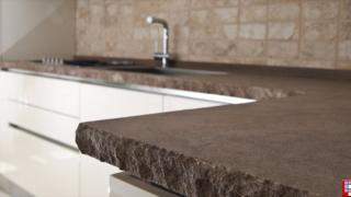 Украсить кухню новой столешницей из искусственно камня