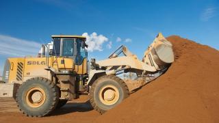 Строительный песок и его предназначение
