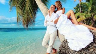 Свадьба на пляже в Тайланде