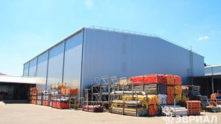 Технология строительства быстровозводимых зданий из сэндвич-панелей
