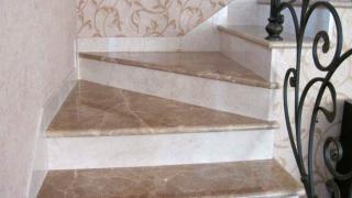 Лестницы из кварца в Москве и области