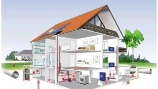 Проектирование инженерных систем загородного дома