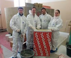 Эксперты ROCKWOOL провели семинар-практикум для строительных организаций в Петербурге
