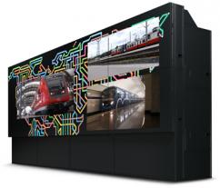 Mitsubishi Electric показал новые дисплеи для систем видеонаблюдения