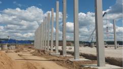 PNK Group начала возведение индустриального здания в «PNK Парке Коледино»
