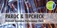 Paroc обучает инженеров TIPCHECK поддерживать промышленность в энергосбережении
