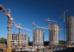 В России планируют запретить долевое строительство
