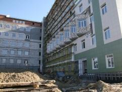 Зауральскому строительству не хватает финансирования