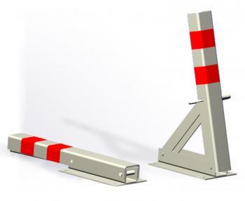 Парковочные барьеры и столбики
