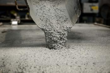 Бетон – один из самых популярных строительных материалов.