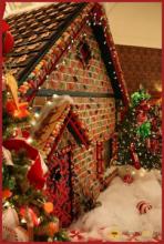 Что нам стоит вкусный дом построить или подборка Пряничных домиков часть 1