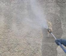 """""""ДекапФасадес"""" эффективно чистит фасад от атмосферных загрязнений"""
