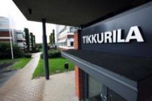 Доходы Tikkurila упали за первый квартал 2015 года
