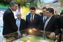"""Группа """"СВЕЗА"""" представила проект самого экологичного целлюлозного завода в мире"""