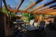 Как правильно соорудить террасную крышу: 5 шагов к успеху от fischer