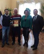 Компания «Хамелеон» получила диплом официального партнера profine RUS