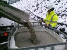 Компания «Сибилд»  объявляет о поступлении противоморозных добавок в бетон на склад