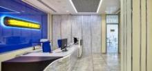 Компания NAYADA применила в оформлении офиса Sintec современные комплексные решения