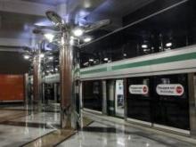 """На станции метро """"Беговая"""" в Санкт-Петербурге завершились отделочные работы"""