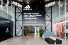 Перегородки и двери NAYADA для нового офиса Adidas
