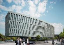 Представлен проект административно-делового центра в Новой Москве