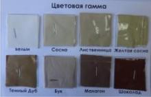 """""""СибБрус"""" представляет цветной герметик для дерева"""