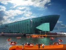 В Амстердаме планируют внедрить первый в мире динамический мост