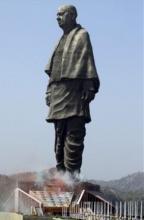 В Индии установили самый большой памятник в мире с помощью анкеров fischer