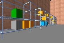 В Казани появились виртуальные склады для хранения стройматериалов