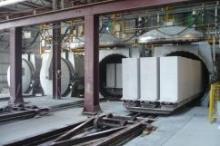 В Крыму открыли высокотехнологичный завод по производству автоклавного газобетона