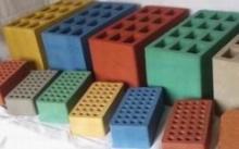 В Подмосковье при строительстве панели заменят на цветной бетон